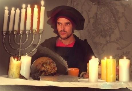 Andrés de Proaza (El sillón del diablo)